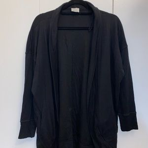 ZARA Black Cardigan